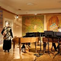Autorský koncert Jarmily Mazourové 17. 1. 2017