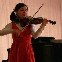 Houslový koncert 29. 11. 2011