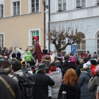 Svatomartinský Mikulov 11. 11. 2016
