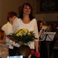 Vánoční koncert Komorního orchestru ZUŠ a pěveckého sboru Gaudium mikulovského gymnázia, Nástupní sál zámku v Mikulově, 18.12.2013