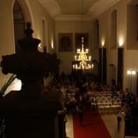 Vánoční koncert na zámku Mikulov 17. 12. 2014